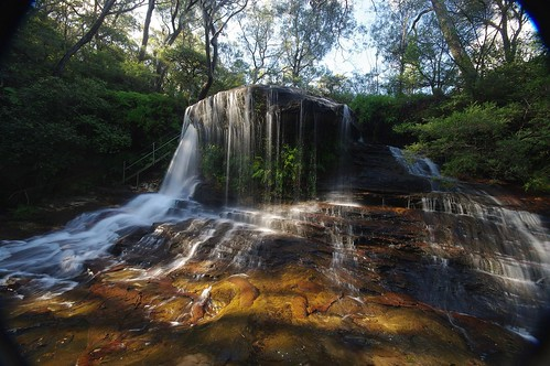 Weeping Rock, Wentworth Falls