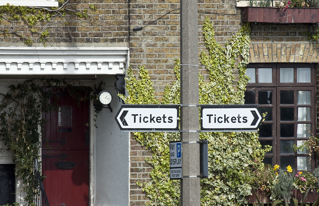 Tickets in both directions