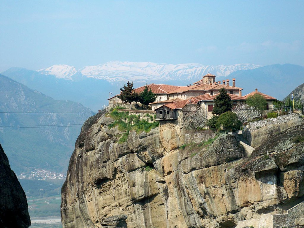 ??????? - Meteora Monasteries, Greece