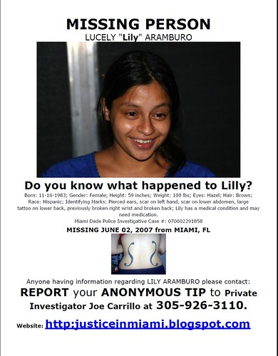 Lilly_Aramburo_MISSING_PERSON final
