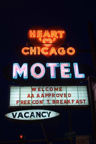 Heart 'O' Chicago Motel #1-Chicago, IL by William 74