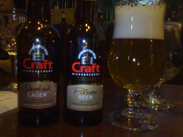 Craft Beer At Seattle International Beerfest