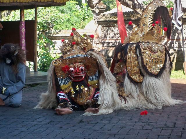 Боги и демоны острова Бали