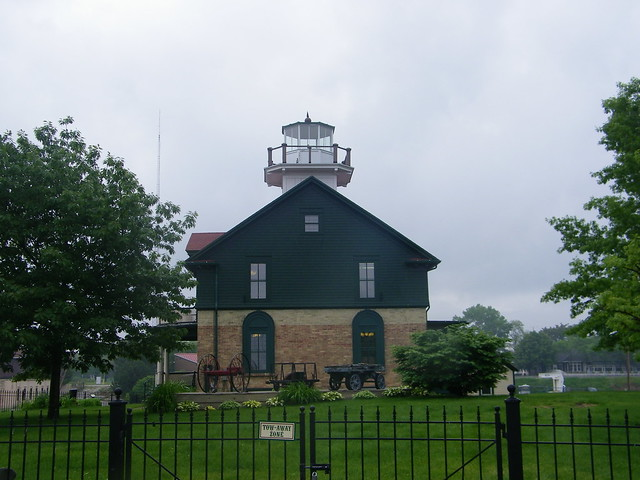 Michigan city old lighthouse michigan city historical society michigan city indiana for Olive garden michigan city indiana