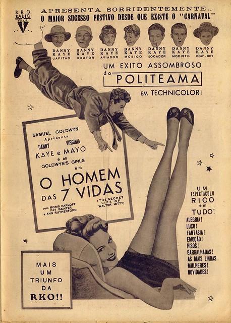 Século Ilustrado, No. 527, Fevereiro 7 1948 - 11