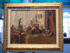 Schilderij Israels of Monnickendam