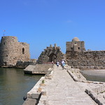 The Castle at Sidon, Lebanon
