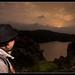 Inici de la posta de sol by Òscar Garriga
