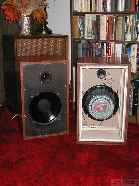 DIY Home built speakers