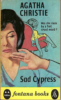 Sad Cypress - Fontana book cover