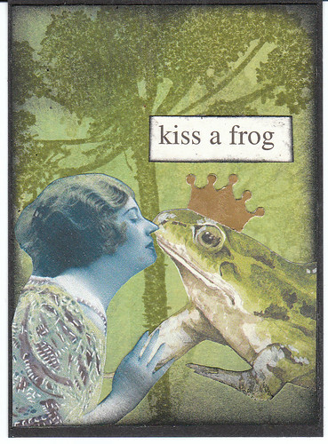 Kiss a frog