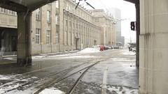 0 013 Blick zum St. Gallen Hauptbahnhof aus dem Appenzeller Bahnhof