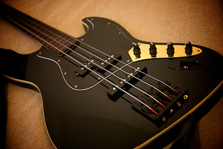 gitara basowa