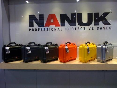 Nanuk hard case