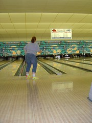 Bowling at the Super Bowl in Appleton