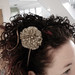 pom pom hairband by the beauty is in the detail . . .