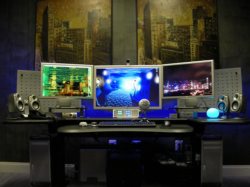 50 Greatest Computer Workstation Pc Mac Setups Hongkiat