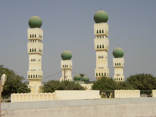 Mosque of Dakar
