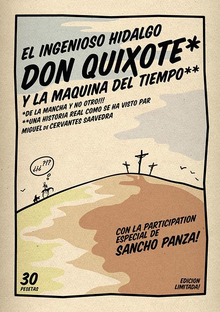 Iancu—Don Quijote