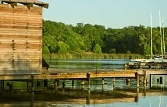 WhiteRock dock