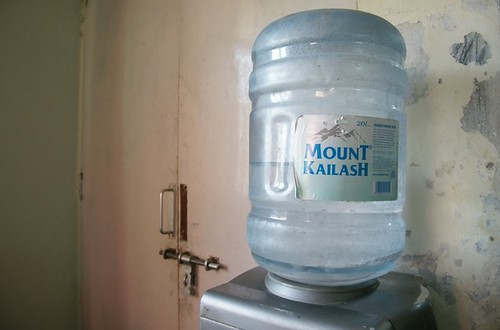 mount kailash water