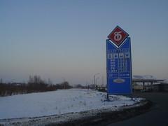 Bomba de gasolina na Rússia