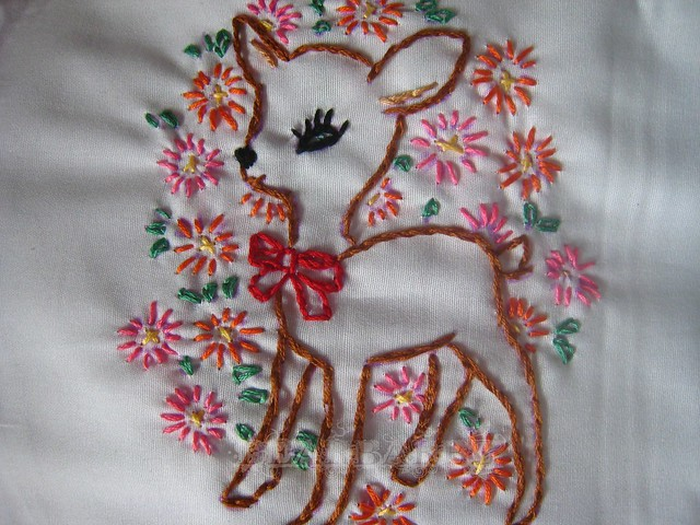 Handwork Embroidery Designs For Punjabi Suits