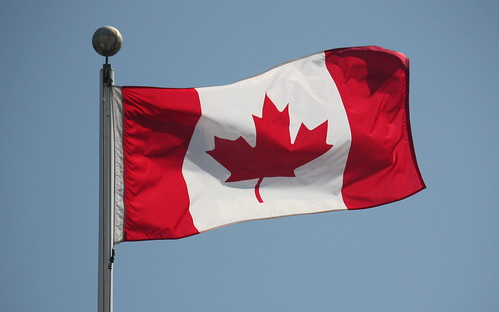 Flag of Canada | by scazon