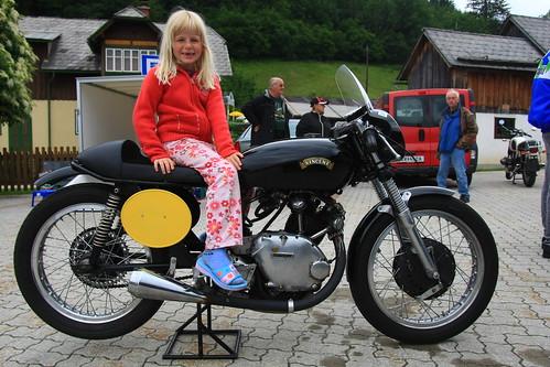 Vincent classic vintage Motorcycle Moser :: eu-moto 4785