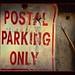 Postal Parking