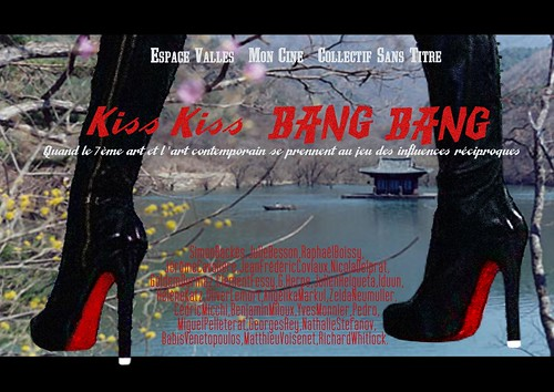 Kiss Kiss Bang Bang recto
