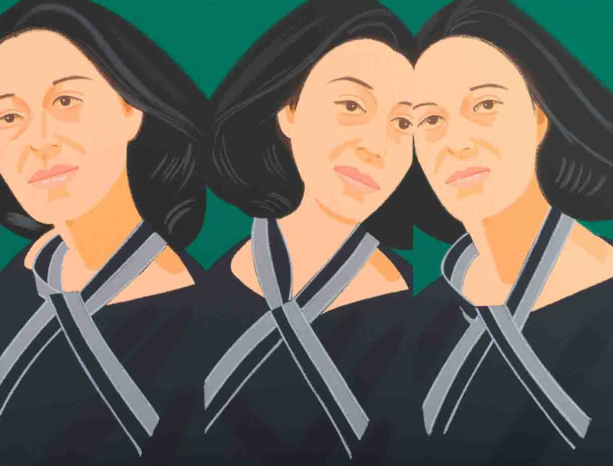 Alex Katz artwork
