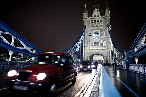 Chilly London, Tower Bridge