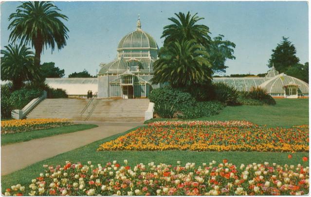 Botanical Garden San Francisco California Explore