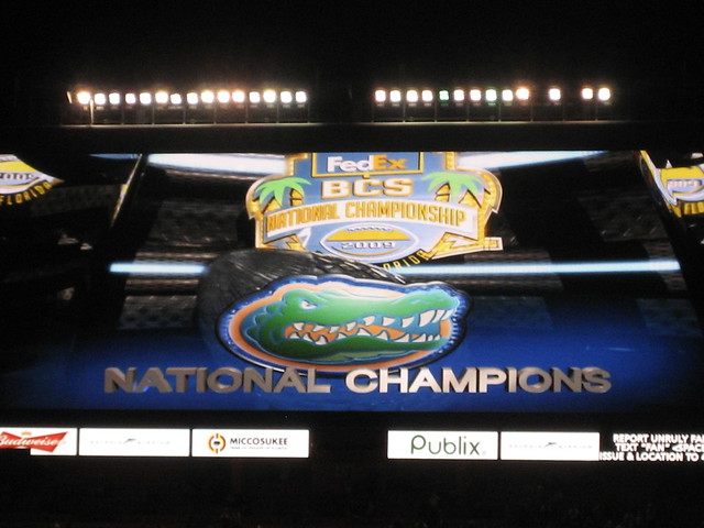 BCS National Championship Game | Flickr - Photo Sharing!
