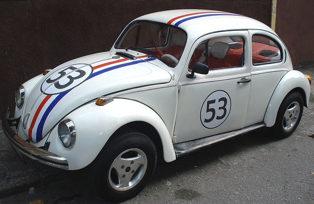 Se Meu Fusca Falasse - The Love Bug