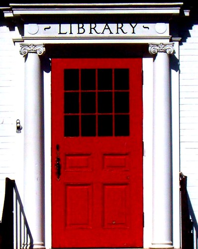Red Door Crop