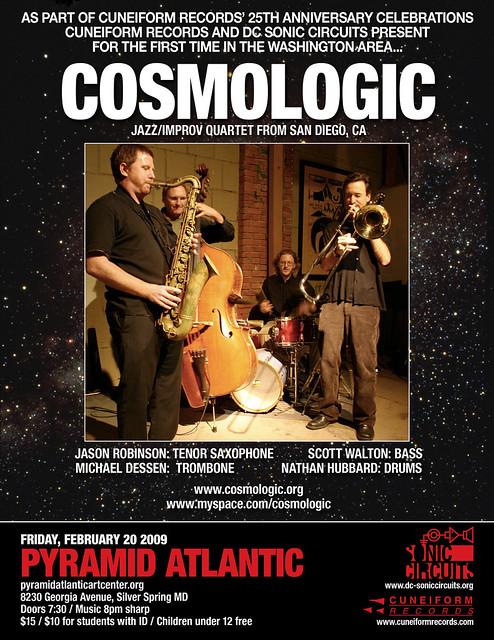Cosmologic @ Pyramid