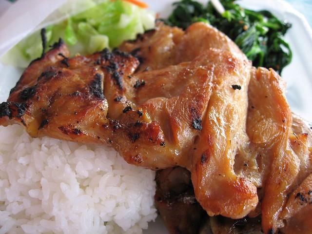 Korean BBQ Chicken | Explore beautifulcataya's photos on Fli ...