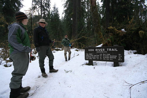 302 moved temporarily for Hoh river fishing report