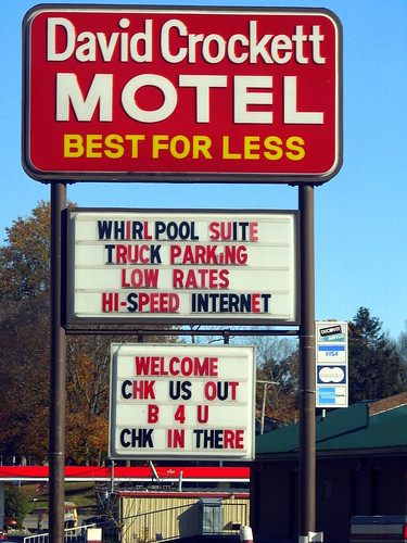 David Crockett Motel