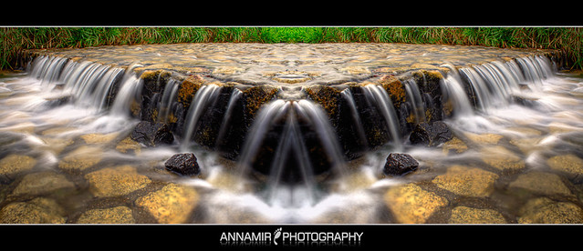 Waterfall Symmetry #2 (REPOST)