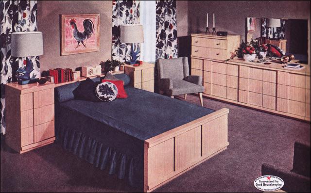 1950s Bedroom – 1950s Bedroom
