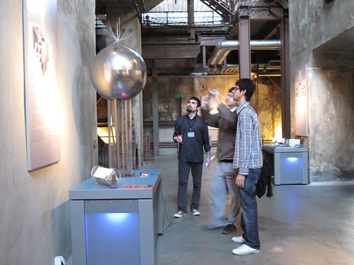 SantralIstanbul - Van der Graaf Experiment