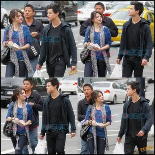 are taylor lautner and selena gomez dating again