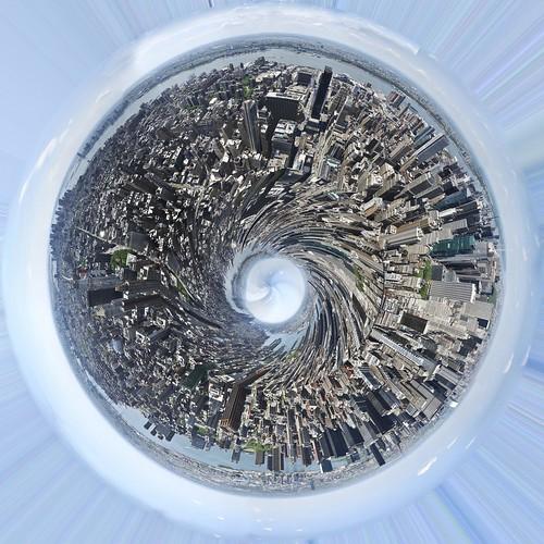 Metropolis Globe New York