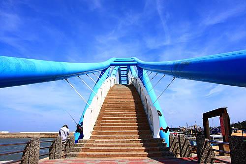 KH36永安漁港-彩虹橋
