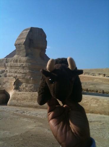 Sphinx Giza Cario Egypt