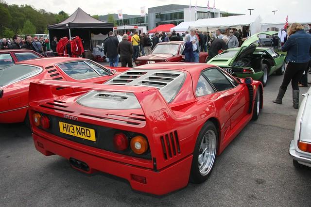 Ferrari F40 (F120AB)