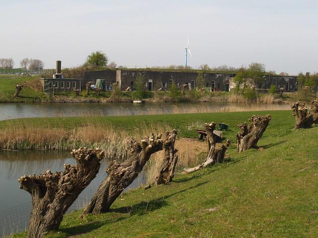 Fort Veldhuis (Stelling van Amsterdam)